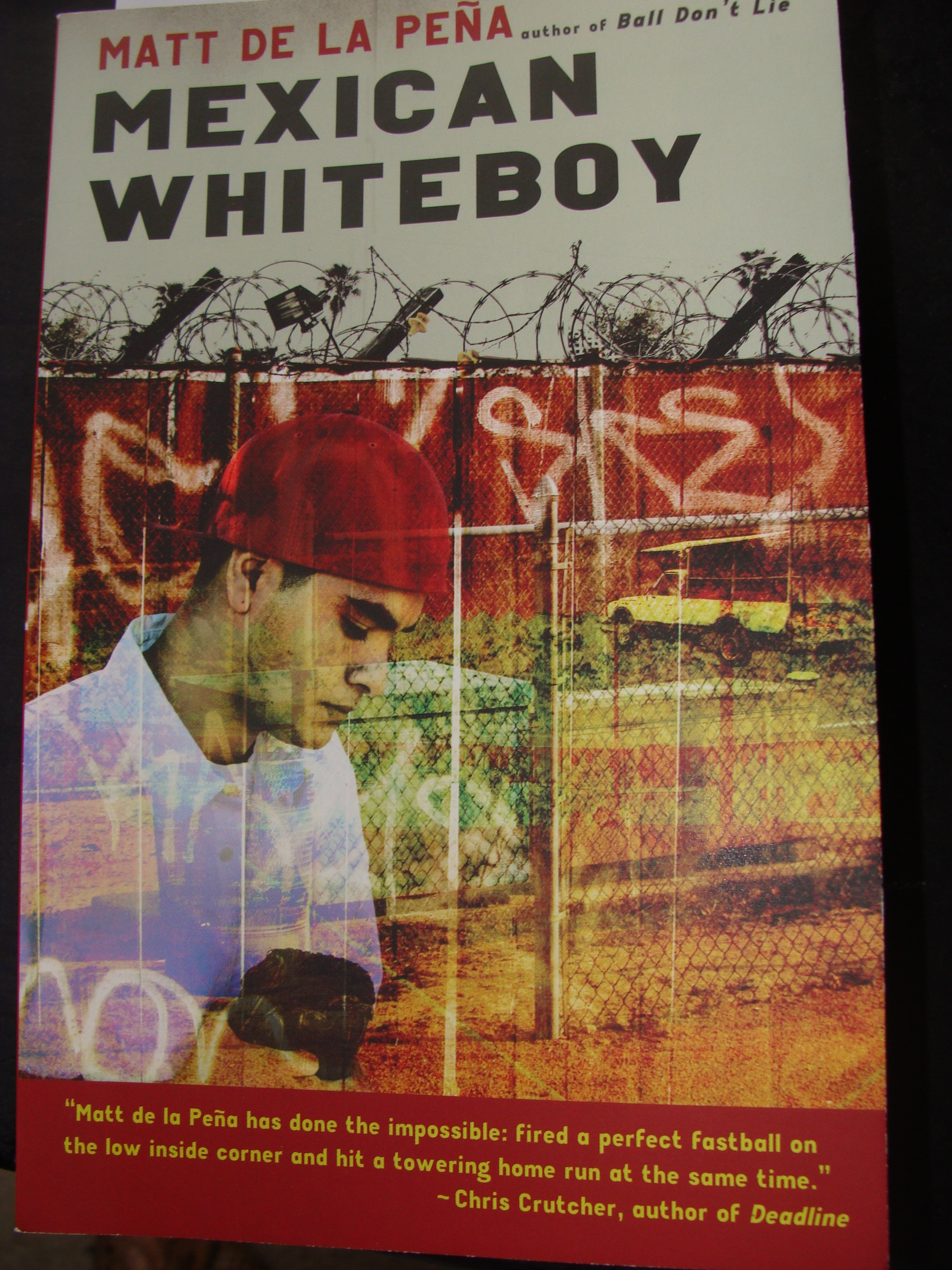 Mexican Whiteboy | Cathy C. Hall