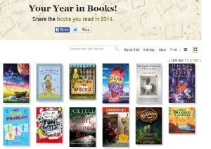 Goodreads pic close up