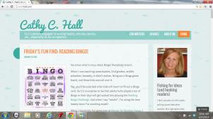cathy blog screen