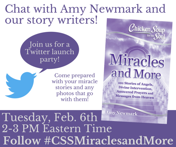 Miracles and More Twitter Party Final